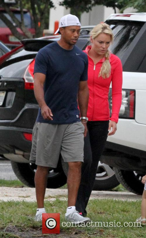 Tiger Woods and Lindsey Vonn 5