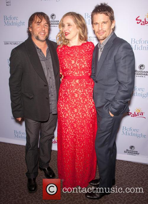 Richard Linklater, Julie Delpy, Ethan Hawke, Directors Guild of America Theatre