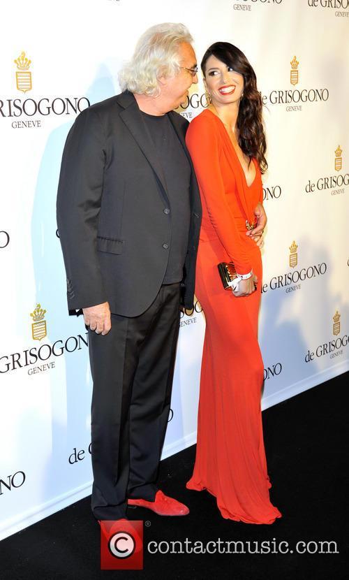 Flavio Briatore and Elisabetta Gregoraci 6