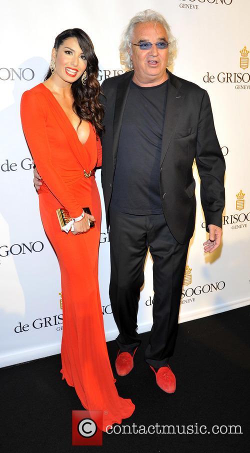 Flavio Briatore and Elisabetta Gregoraci 7