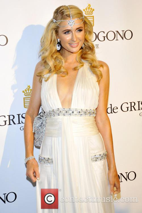 Paris Hilton, Cannes Film Festival