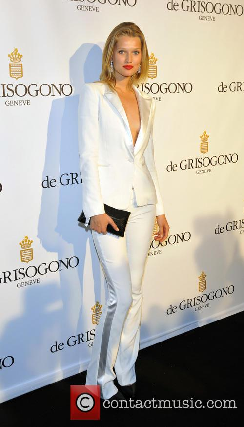 Toni Garrn, Cannes Film Festival