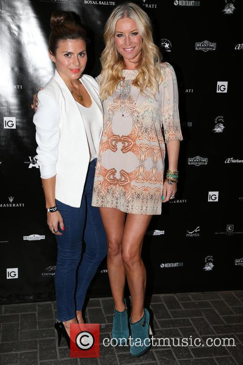 Zoe Hardman and Denise Van Outen 3