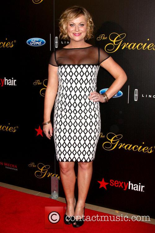 Amy Poehler, Beverly Hilton Hotel