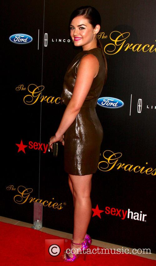 lucy hale gracies gala 3681305
