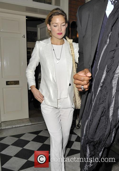 Kate Hudson, Marks Club Mayfair