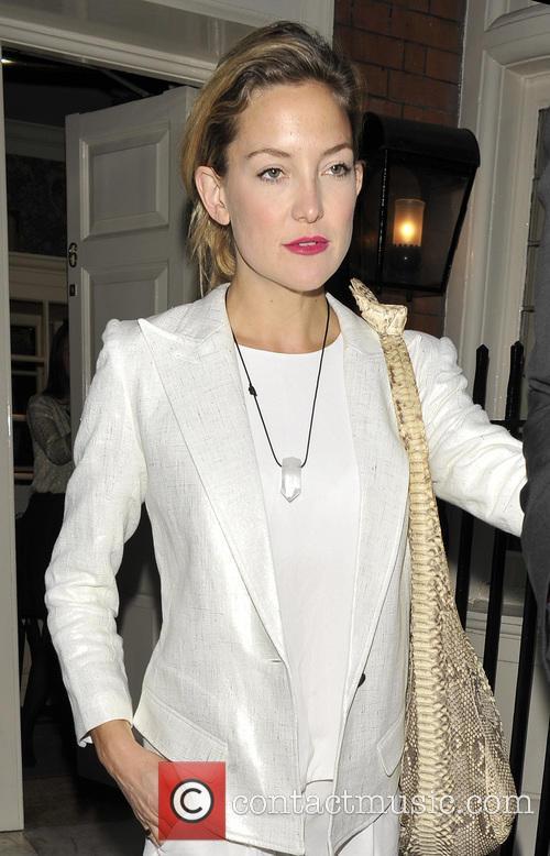 Kate Hudson, Marks Club Mayfair
