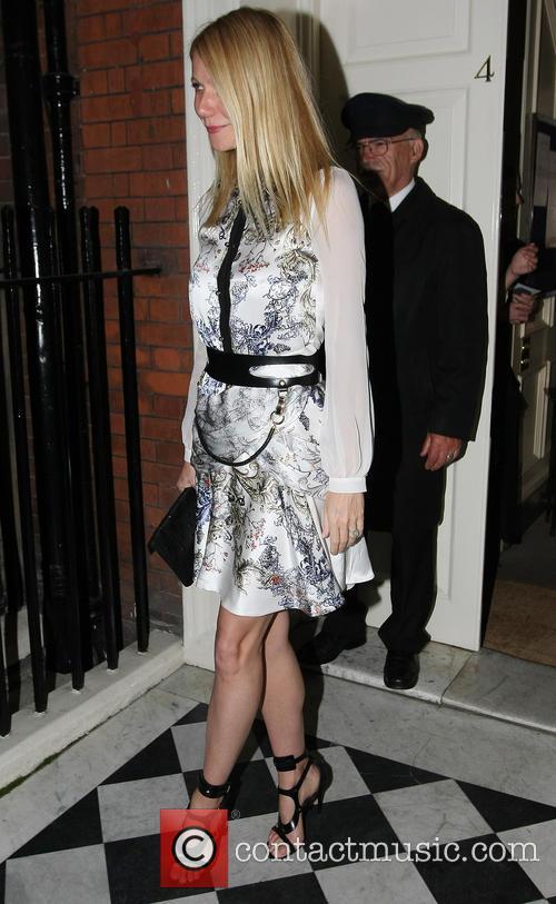 Gwyneth Paltrow, Marks Club