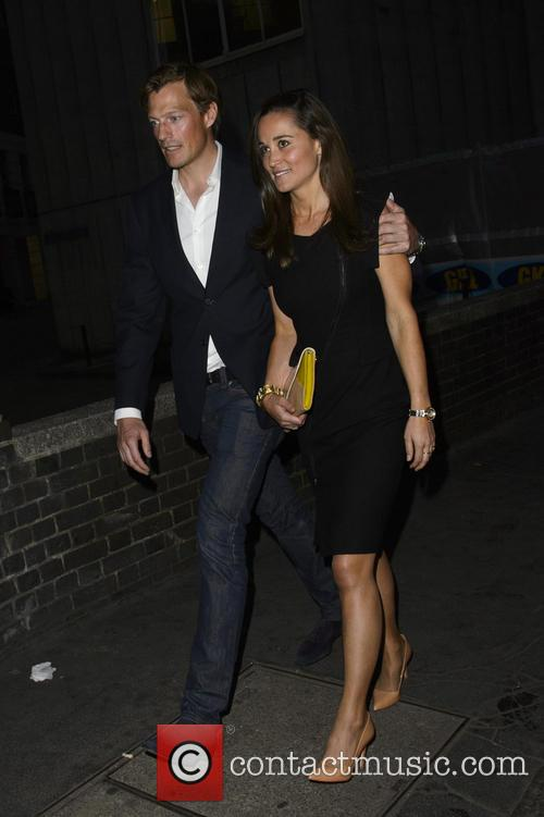 Pippa Middleton At Foggs Launch Party