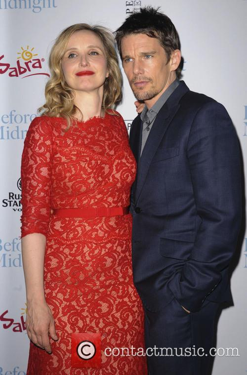 Julie Delpy and Ethan Hawke 2