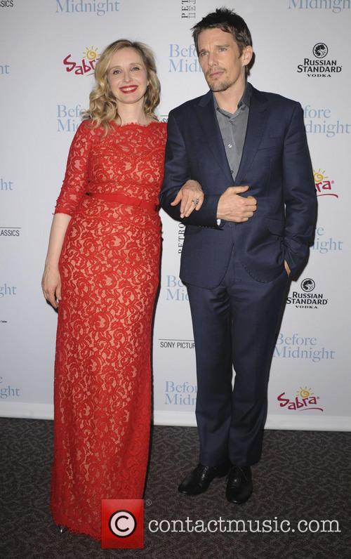 Julie Delpy and Ethan Hawke 5