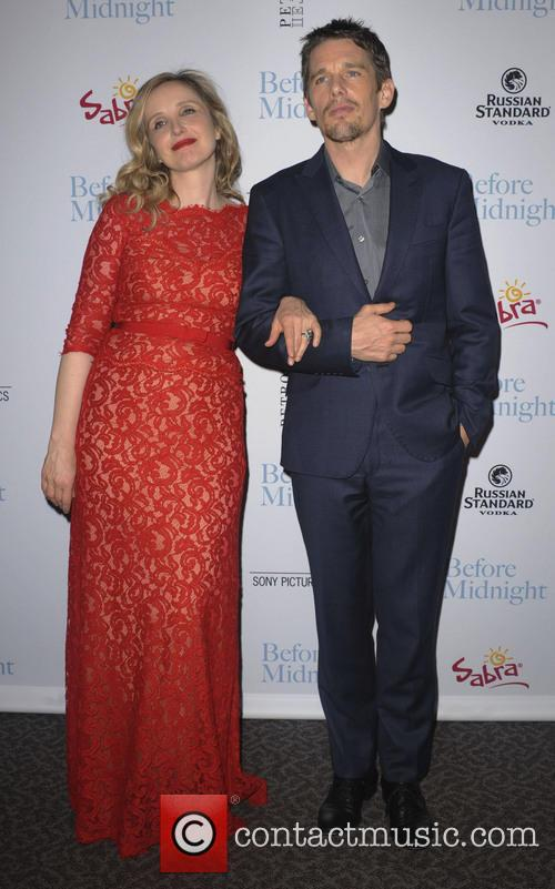 Julie Delpy and Ethan Hawke 8