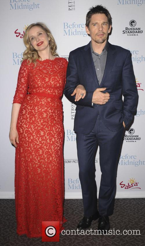 Julie Delpy and Ethan Hawke 9