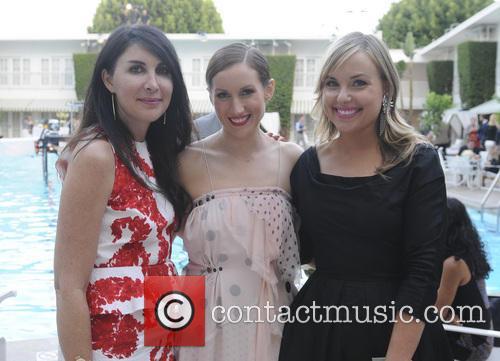 Aqua, Estee Stanley and Katherine Power 1