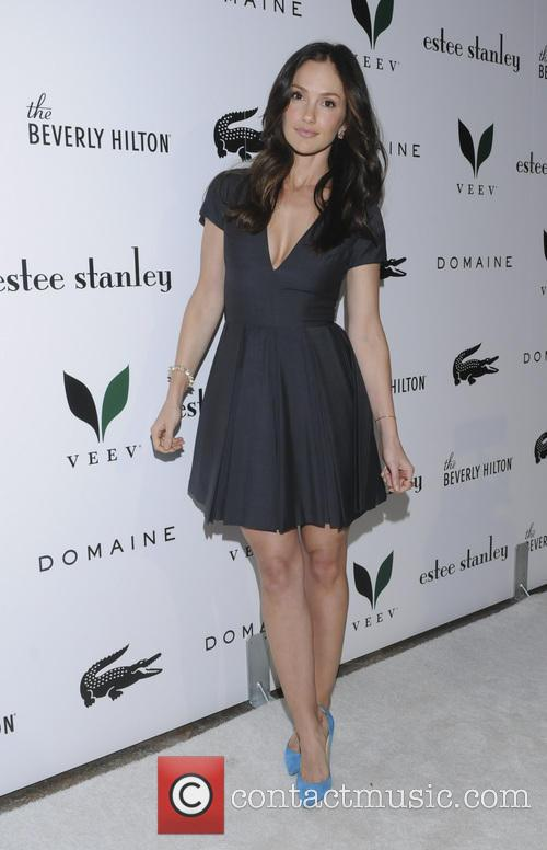 Minka Kelly, Beverly Hilton Hotel