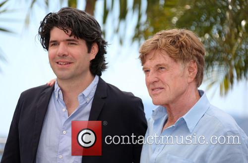 Robert Redford and J.c Chandor 4