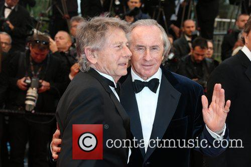 Roman Polanski and Jackie Stewart 3
