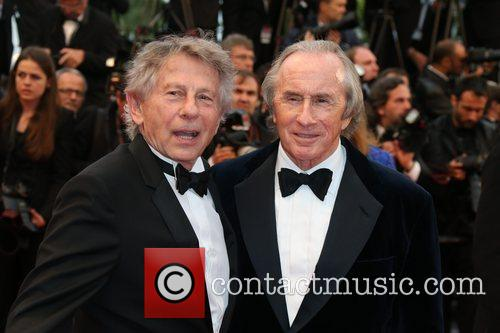 Roman Polanski and Jackie Stewart 4
