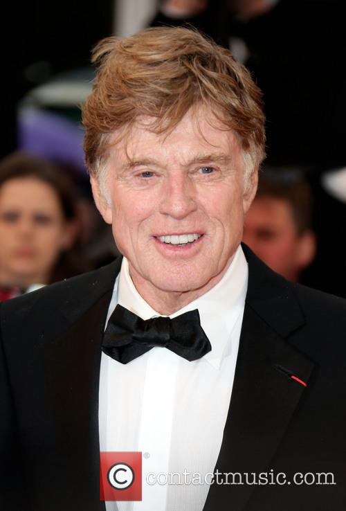 Robert Redford, All Is Lost Premiere