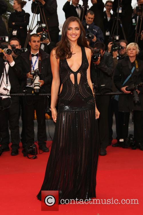 Irina Shayk, Cannes Film Festival