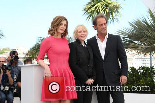 Chiara Mastroianni, Claire Denis and Vincent Lindon 2