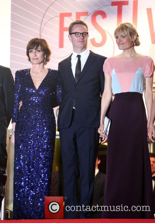 Kristin Scott Thomas, Liv Corfixen and Nicolas Winding Refn 3