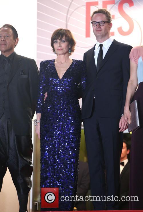 Kristin Scott Thomas and Nicolas Winding Refn 5