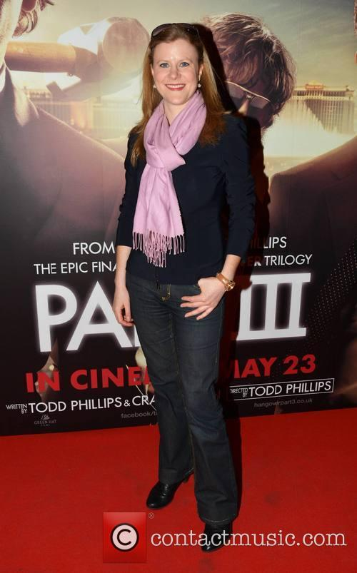 Irish premiere of 'The Hangover Part III' at...