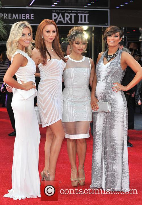 the saturdays mollie king una healy vanessa white pregnant frankie 3681358