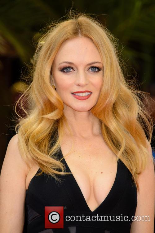 Heather Graham 35