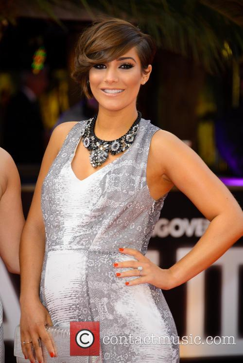 The Saturdays and Pregnant Frankie Sandford 10