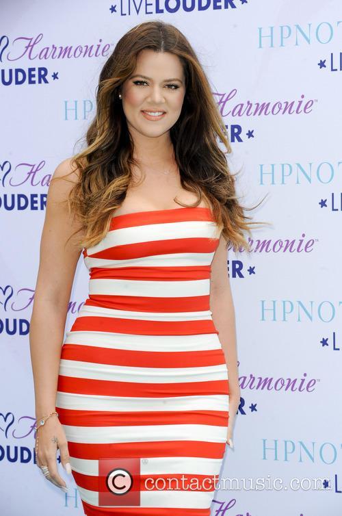 Khloe Kardashian-Odom, HPNOTIQ liqueur party