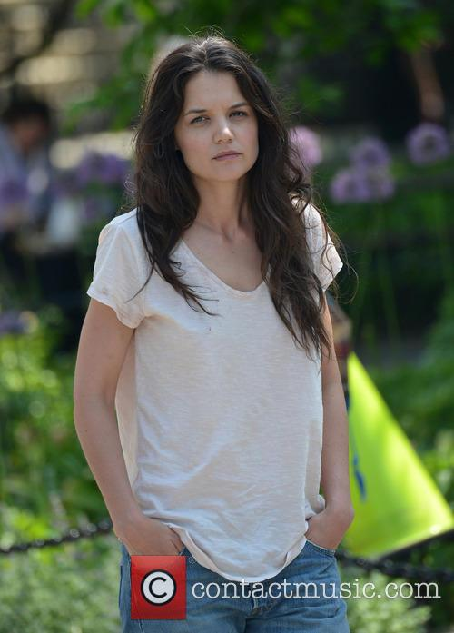 katie holmes filming of mania days 3680094