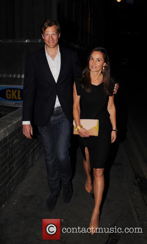 Pippa Middleton and Nico James 9