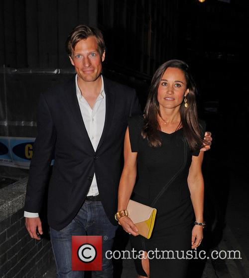 Pippa Middleton Nico Jackson Engaged