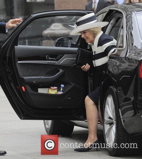 Camilla and Duchess Of Cornwall 1