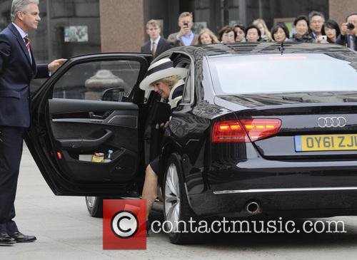 Camilla and Duchess Of Cornwall 2