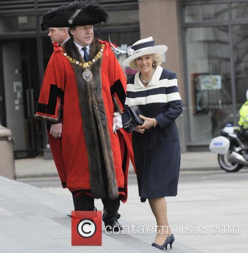 Camilla and Duchess Of Cornwall 5