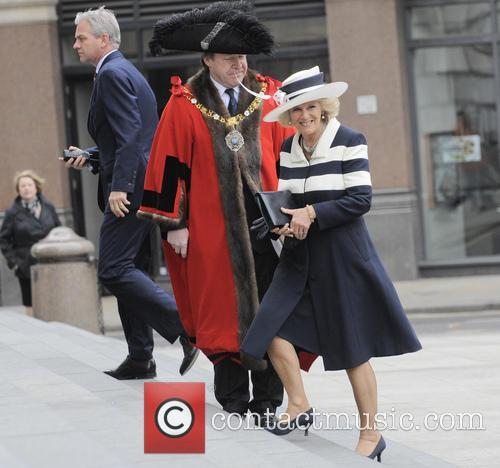Camilla and Duchess Of Cornwall 7