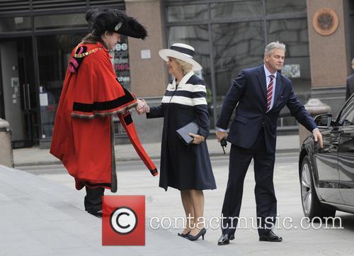 Camilla and Duchess Of Cornwall 8