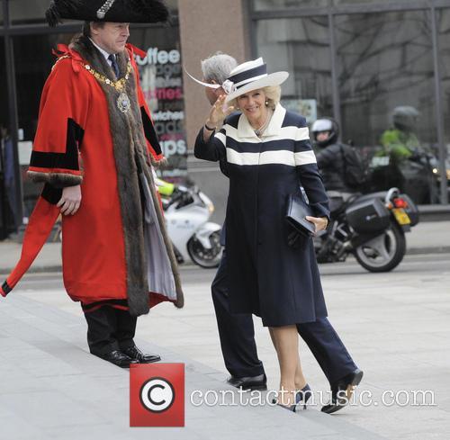 Camilla and Duchess Of Cornwall 9