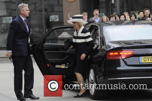 Camilla and Duchess Of Cornwall 10