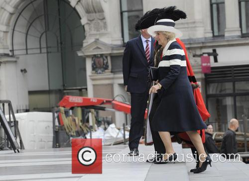 Camilla and Duchess Of Cornwall 11