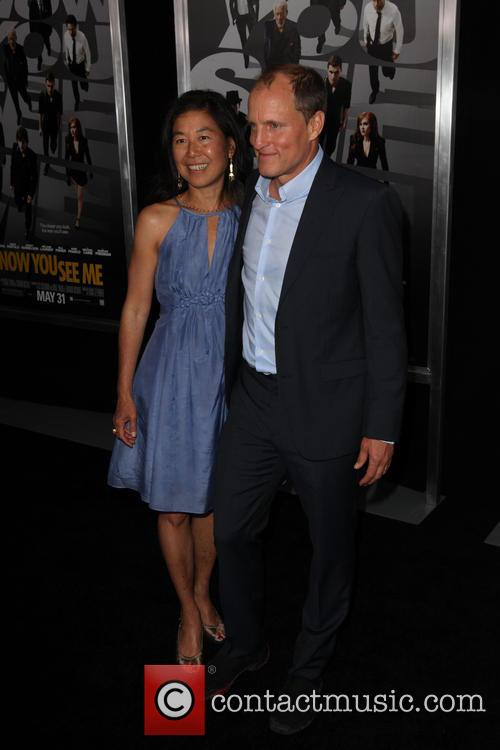 Laura Louie and Woody Harrelson 2