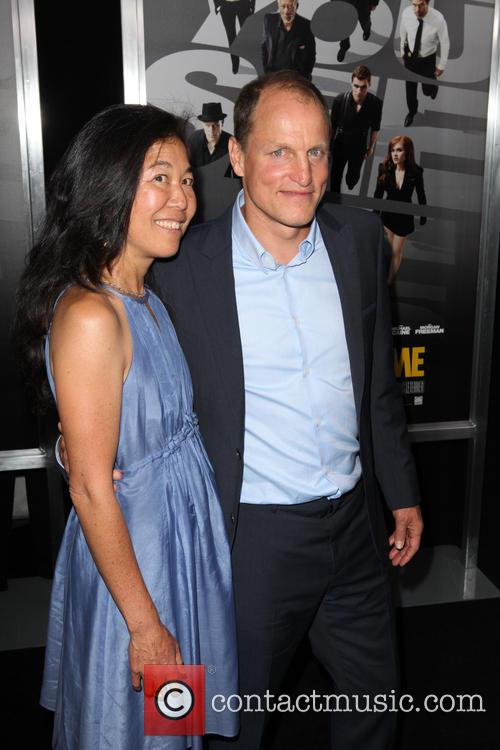 Laura Louie and Woody Harrelson 5