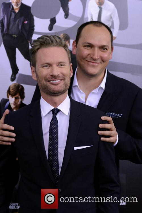 Brian Tyler and Louis Letterier 1