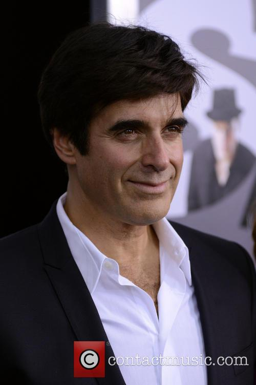 David Copperfield plans to impregnate a woman live onstage... without using his magic wand...