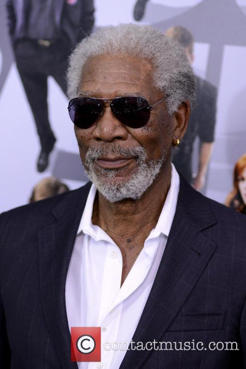 Morgan Freeman 6