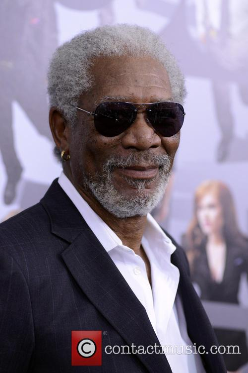 Morgan Freeman 1