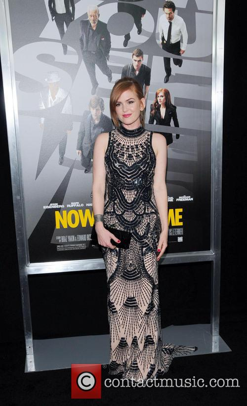 New York Premiere of 'Now You See me'